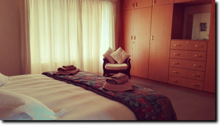 Accommodation in Prince Albert, Karoo, Bed room